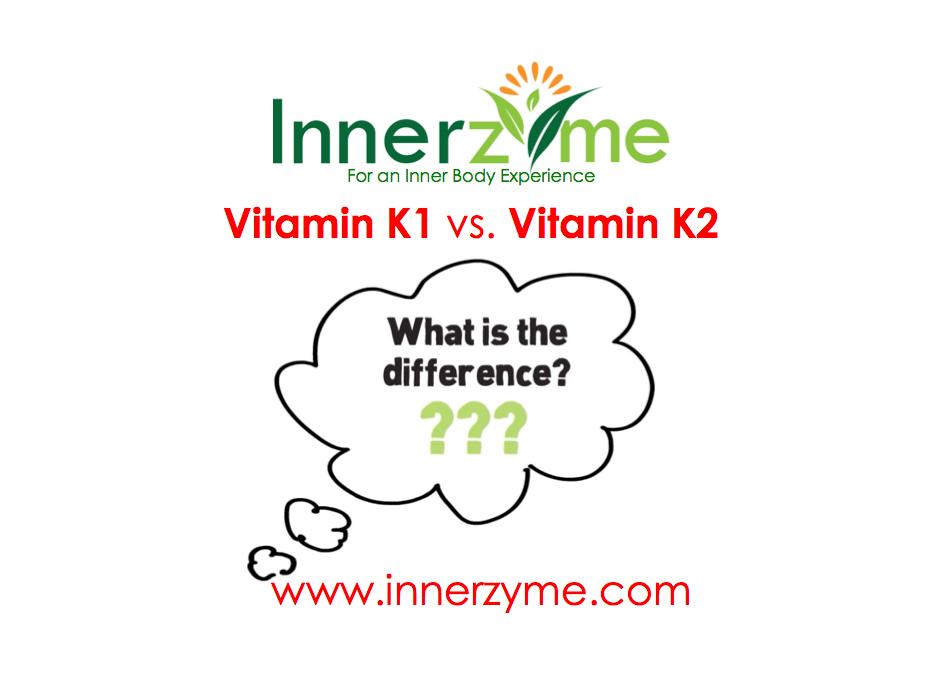 Vitamin K1 Vs Vitamin K2 Exploring The K Vitamins